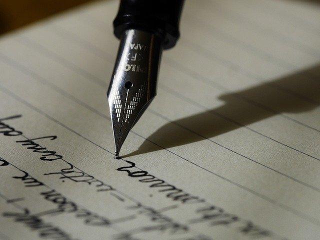 Czy ręczne pisanie odchodzi w niepamięć?